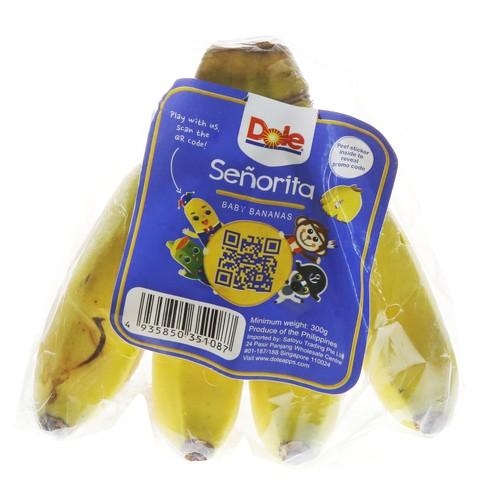 Dole Senorita Baby Banana