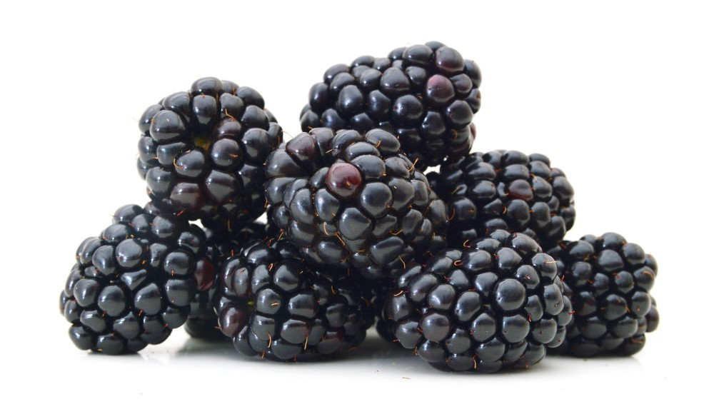 Air-Flown Blackberries