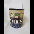 Organic Black Seedless Raisins Jumbo Size